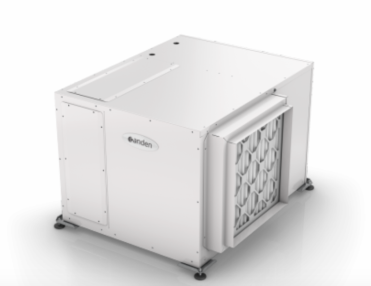 300PPD COMMERCIAL DEHUMIDIFIER